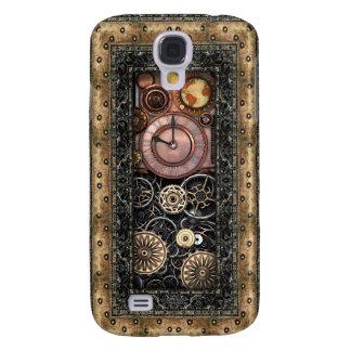Elegant Steampunk Samsung Galaxy S4 Cover