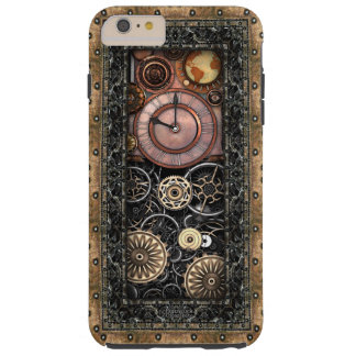 Elegant Steampunk Tough iPhone 6 Plus Case
