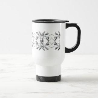 Elegant style coffee mug