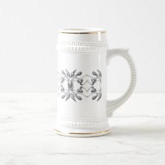 Elegant style coffee mugs