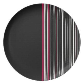 Elegant style plates