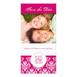 Elegant Summer Save the Date Photocard Personalized Photo Card