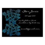 Elegant Swirl Business Card -