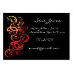 Elegant Swirl Business Card
