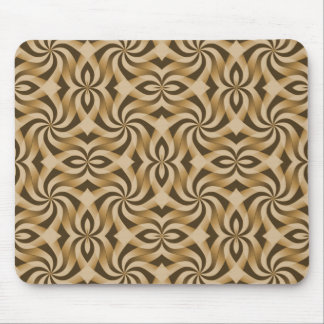 Elegant Taupe Mouse Pad