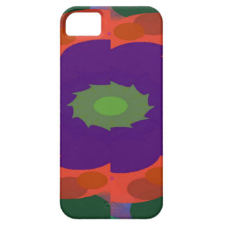 Elegant Treasure Pattern iPhone 5 Cover