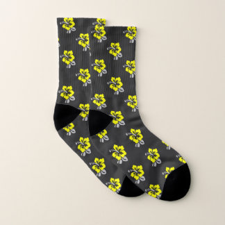 Elegant Tropical Chic Cute Yellow Hibiscus Floral 1