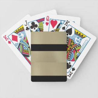 Elegant Two Tone Bicycle Playing Cards