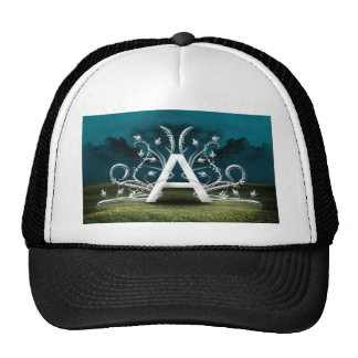 Elegant Typography Hat