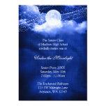 Elegant Under the Moonlight Prom Formal Dance Custom Announcements