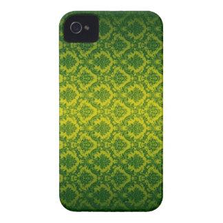 Elegant Victorian Damask Case-Mate iPhone 4 Cases