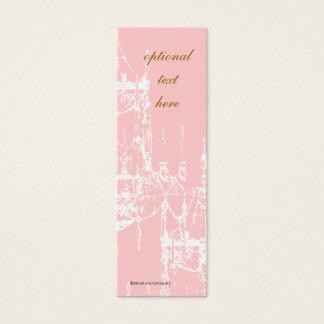 Elegant Vintage Chandelier Skinny Profile Cards