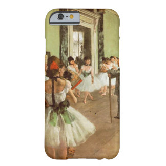 Elegant Vintage Degas The Dance Class, Ballerina Barely There iPhone 6 Case