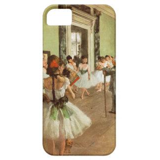 Elegant Vintage Degas The Dance Class, Ballerina iPhone 5 Case