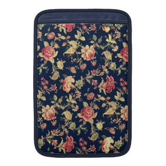 Elegant Vintage Floral rose MacBook Air Sleeve