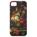 Elegant Vintage Floral Vase iPhone Case iPhone 5 Cover