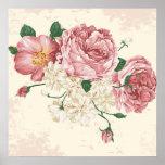 Elegant Vintage Flowers