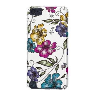 Elegant Vintage Flowers iPod Touch (5th Generation) Case