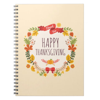 Elegant Vintage Happy Thanksgiving | Guest Book