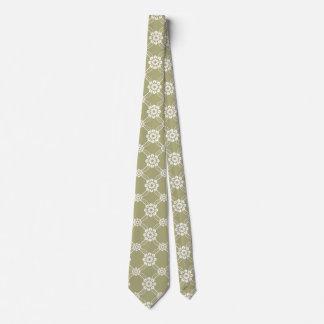 Elegant Vintage Pattern Tie