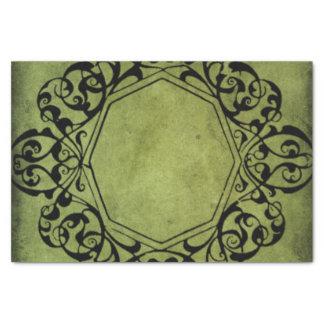 Elegant Vintage Victorian Style Design Tissue Paper