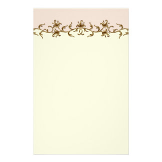 Elegant Vintage Wedding Customised Stationery