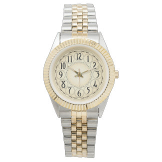 Elegant vintage women's Watch