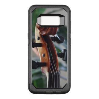 Elegant Violin Scroll OtterBox Commuter Samsung Galaxy S8 Case