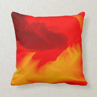 Elegant Warm Colors Cushion