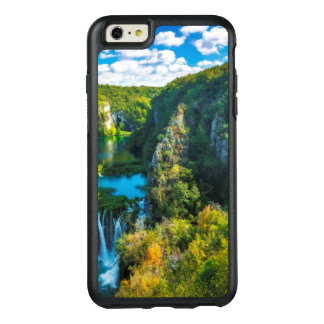 Elegant waterfall scenic, Croatia OtterBox iPhone 6/6s Plus Case