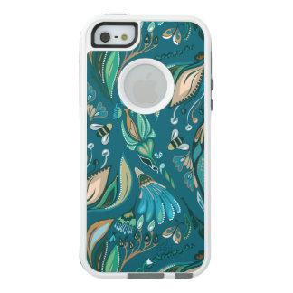 Elegant wedding floral rustic beautiful pattern OtterBox iPhone 5/5s/SE case