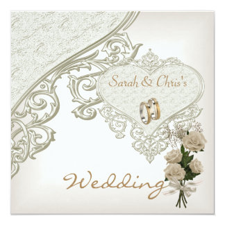 Elegant Wedding Invites