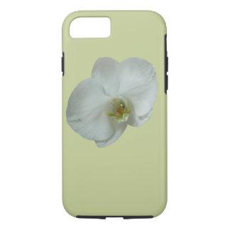 Elegant White Orchid Flower iPhone 8/7 Case