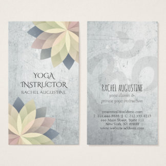 Yoga Instructor Business Cards Zazzle Com Au