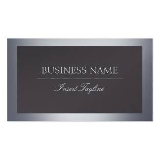 Elegante Pack Of Standard Business Cards