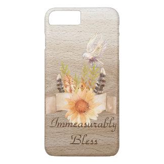 Elegantly Immeasurably Bless iPhone 8 Plus/7 Plus Case
