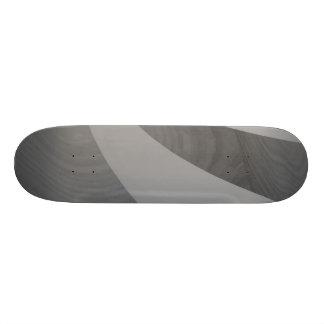 Eleganza 07 silver skate deck