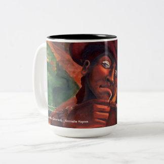 Elegba at the Crossroads signature mug