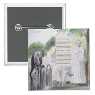 'Elegy written in a Country Church-Yard', design 1 Pins