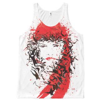 Elektra - Blood of her enemies All-Over Print Singlet