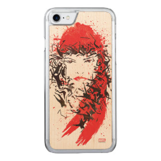 Elektra - Blood of her enemies Carved iPhone 7 Case