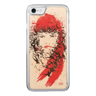 Elektra - Blood of her enemies Carved iPhone 8/7 Case