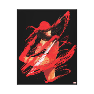 Elektra Fluidity Canvas Print