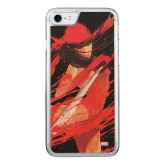Elektra Fluidity Carved iPhone 7 Case