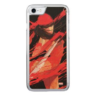 Elektra Fluidity Carved iPhone 8/7 Case