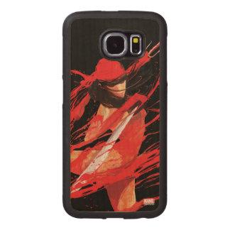 Elektra Fluidity Wood Phone Case