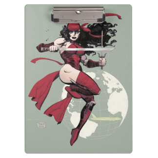 Elektra Traveling The World Clipboard