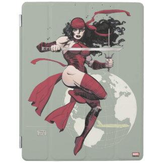 Elektra Traveling The World iPad Cover