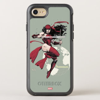 Elektra Traveling The World OtterBox Symmetry iPhone 8/7 Case