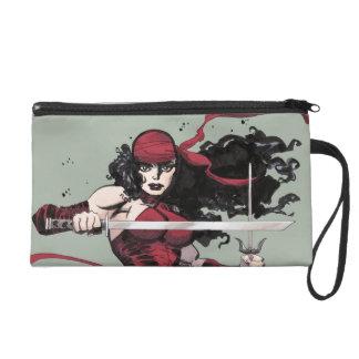 Elektra Traveling The World Wristlet
